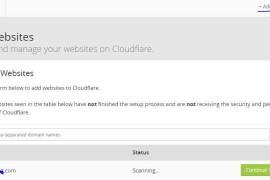 图文教程如何使用Cloudflare免费全球CDN