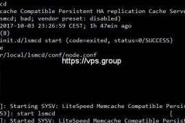 如何安装LiteSpeed Memcached