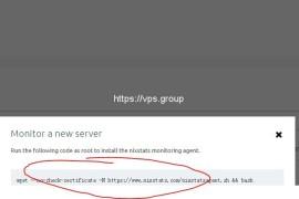 NIXStats,一款极为强大的服务器监控和网页监视的应用