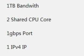 AlphaVPS 保加利亚/洛杉矶/英国/德国 年付12欧 2核1GB 三天可退款