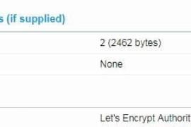 如何解决证书链问题