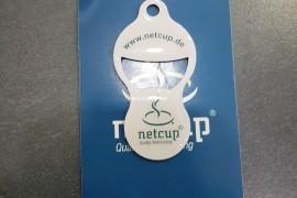 收到netcup的钥匙扣了。。。